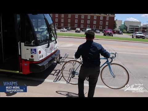 What is Multi-Modal Transportation