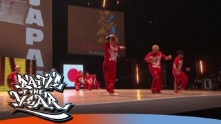 BOTY 2010 - SHOWCASE - MORTAL COMBAT (JAPAN) [OFFICIAL HD VERSION BOTY TV]
