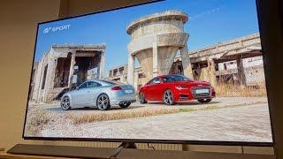 Panasonic OLED 65 EZW1004 (EZ1000, EZ1002) im Test, Bildvergleich mit Sony A1