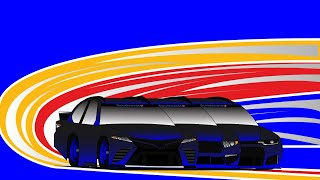 ROBLOX - Southwest NASCAR ROBLOX Series - [9] - #NeverForget 250