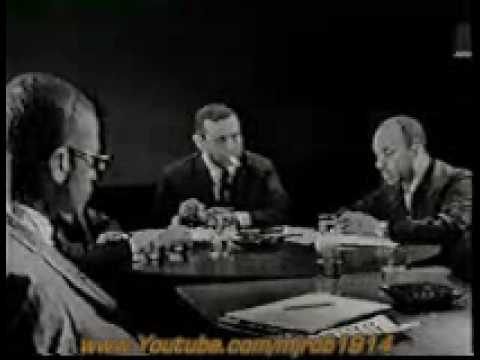 Malcom X Debates James Farmer and Wyatt T Walker,  Part 1
