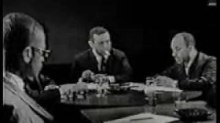 Malcom X Debates James Farmer and Wyatt T Walker,  Part 1