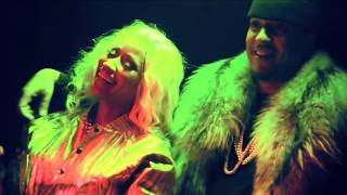 Repeat youtube video Niki Minaj Topless in French Montana's Video