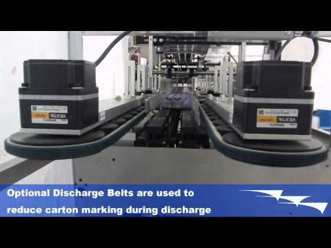 Servo Manual Load Cartoner | MK-SML - AFA Systems