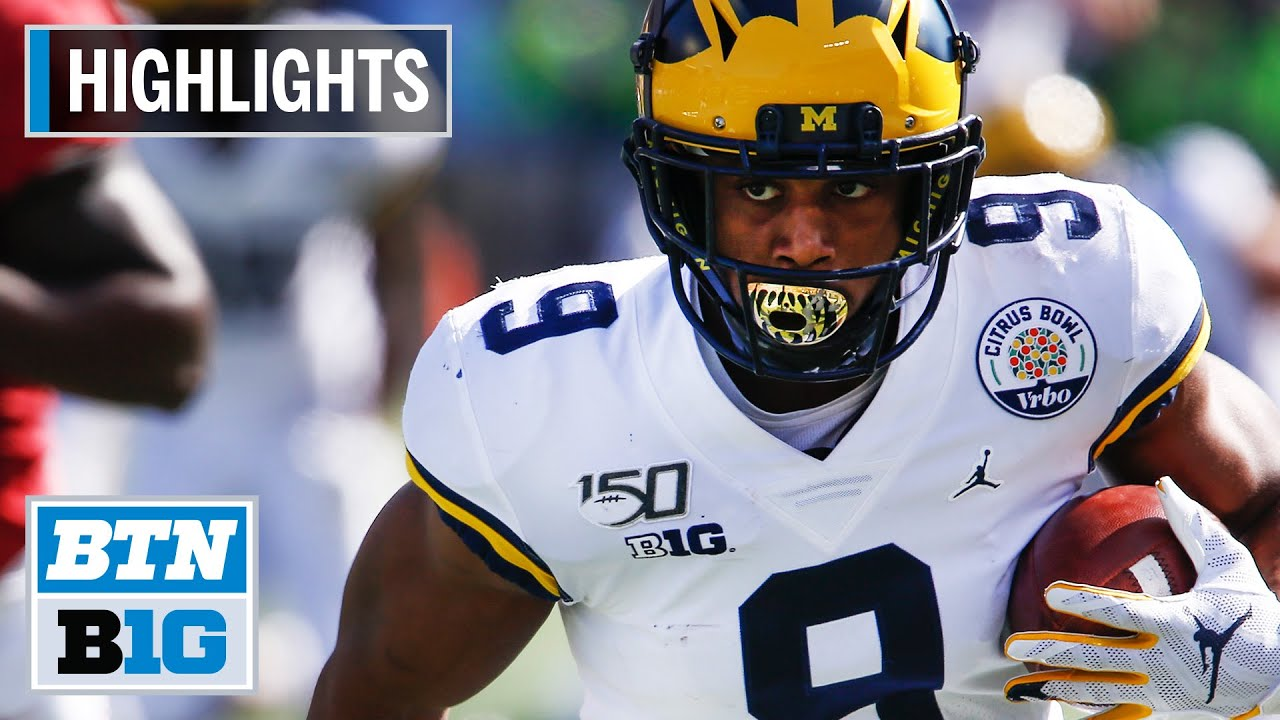 Michigan Football: Donovan Peoples-Jones won't last long in round 4