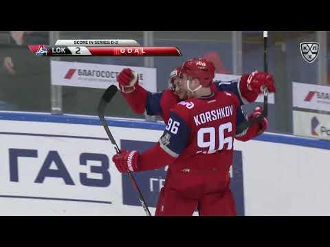 Коршков находит Иванова классной передачей