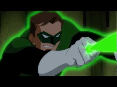 Justice League-Doom Green Lantern Clip