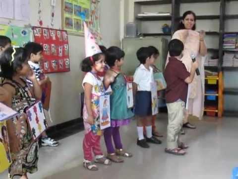 Gitanjali School PP1-C Class Project Video on 13/3/2013