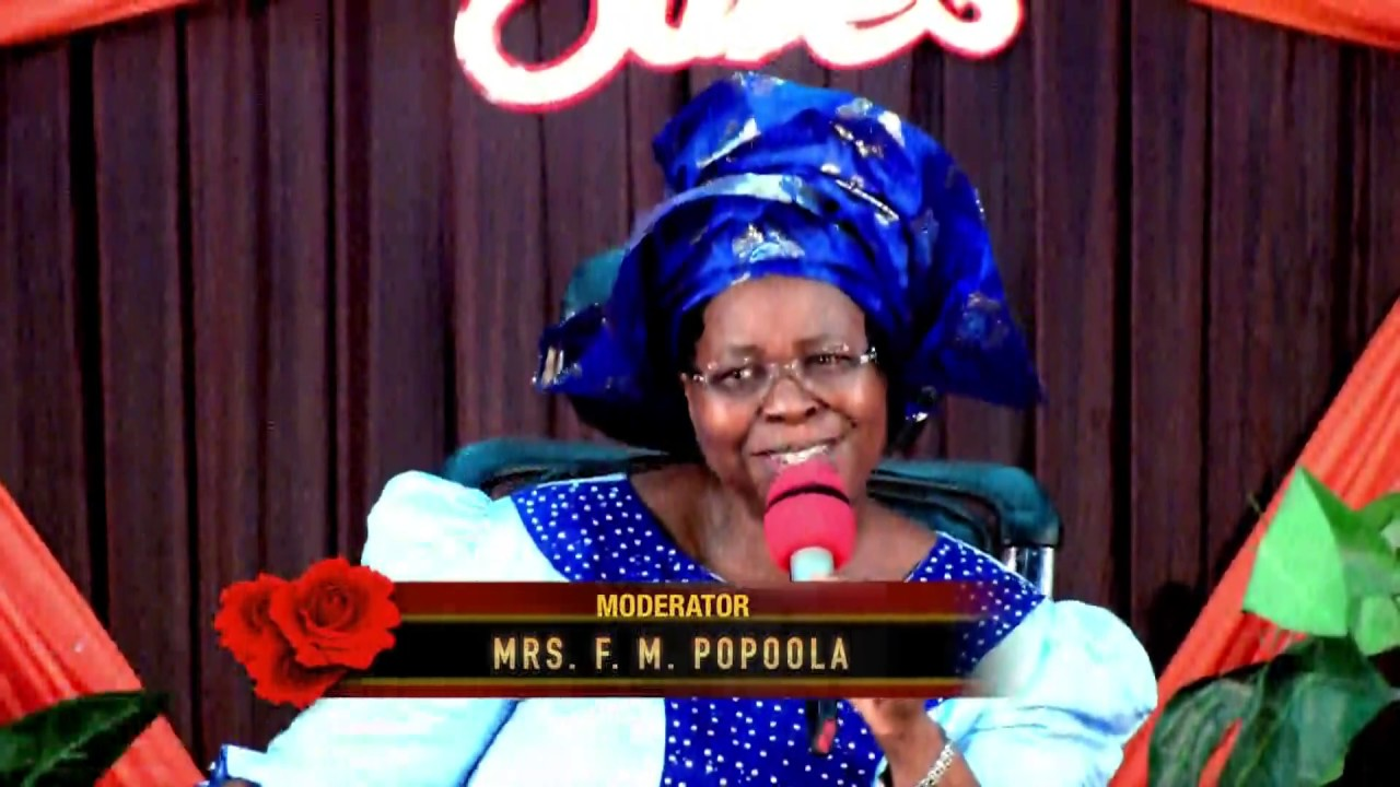 Overcoming Marital Challenges 10: POPOOLA F.M.
