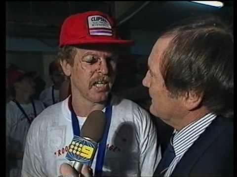 1991 SANFL Grand Final Post-Match Interviews - 1