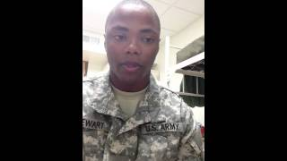 Life after Army Basic Training and AIT