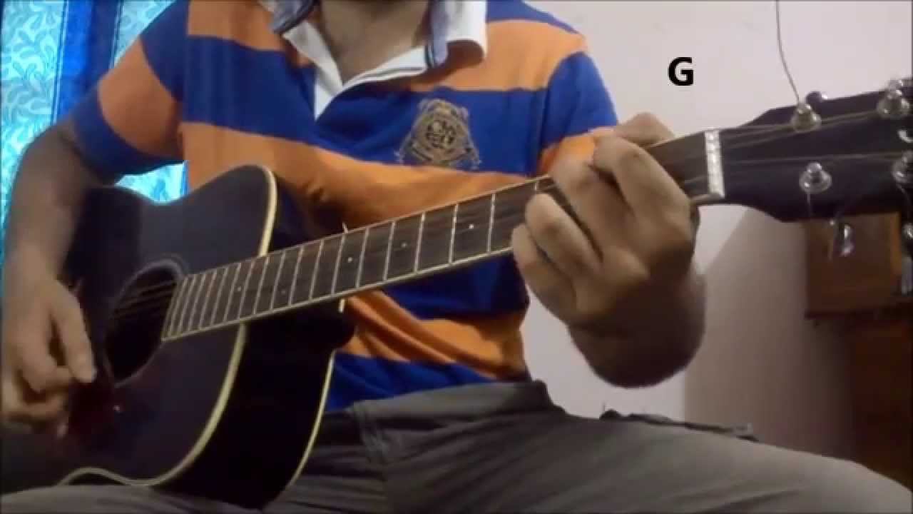 Dheere Dheere Guitar Lesson Honey Singh Youtube