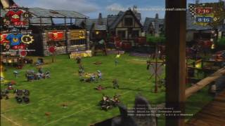 BloodBowl GamePlay Xbox360
