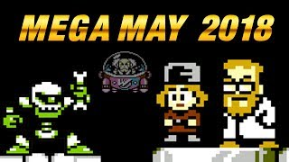 Mega Man 4 (NES) - Mega May 2018