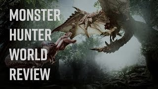Monster Hunter World Review - A Whole New World