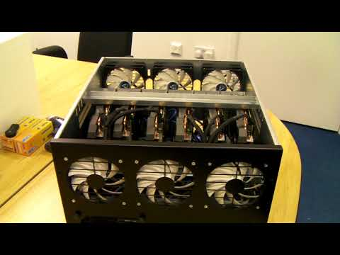 X-Case Mining Chassis - Minestation 1