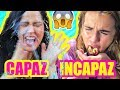 CAPAZ O INCAPAZ?! RETOS EXTREMOS en Madrid, España ft Marina Yers