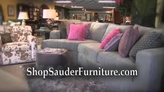 Visit Sauder Furniture