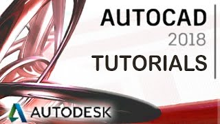 AutoCAD 2018 - Create 2D Projects, Filling, and Text [COMPLETE]*