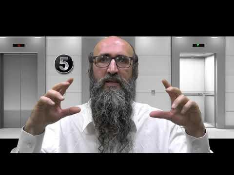 5eme ETAGE, Episode 19 - Nous avons vu le son du Shoffar ! - Rav Itshak Peretz
