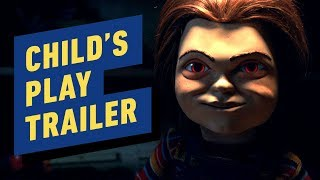 Child's Play - Trailer 2 (2019) Mark Hamill, Aubrey Plaza