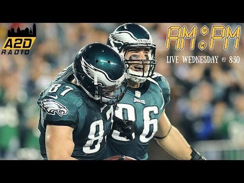 Eagles sign Ertz and Celek | Tom & Mike AM in the PM