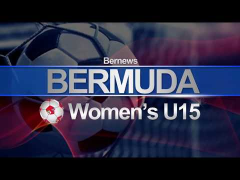 Bermuda Women's U15 Football Team, July 31 2018