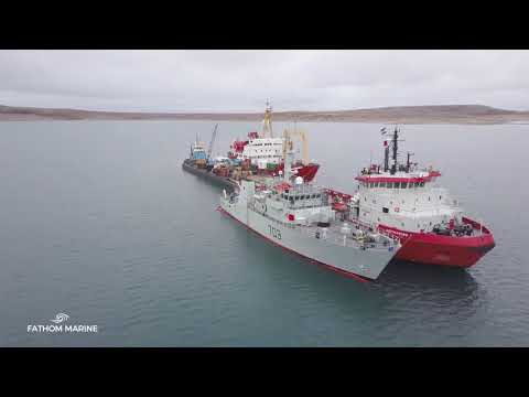 Fathom Marine Canadian Arctic Refueling Services