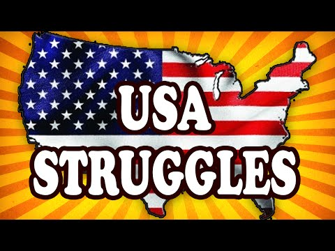 Top 10 Problems America Has Struggled With For a Century — T