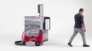 로봇 랩핑기, 파렛트 …