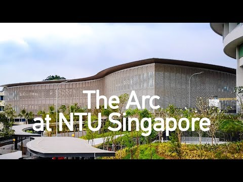 The Arc of learning at NTU Singapore