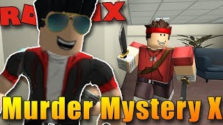 I'M the BEST hitter in the ROBLOX! | ROBLOX: Murder Mystery X