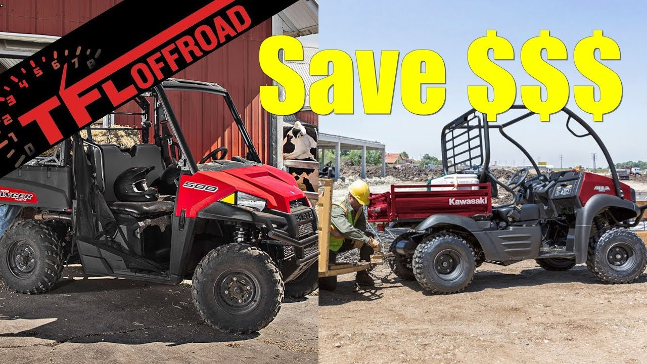 Best Utv For The Money >> These Are The Top 5 Cheapest New Side By Sides From Big Boy Brands