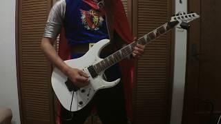 ファンタジー系シンフォニックメタルはやっぱり最高ヽ(´▽`)/ ギターの...
