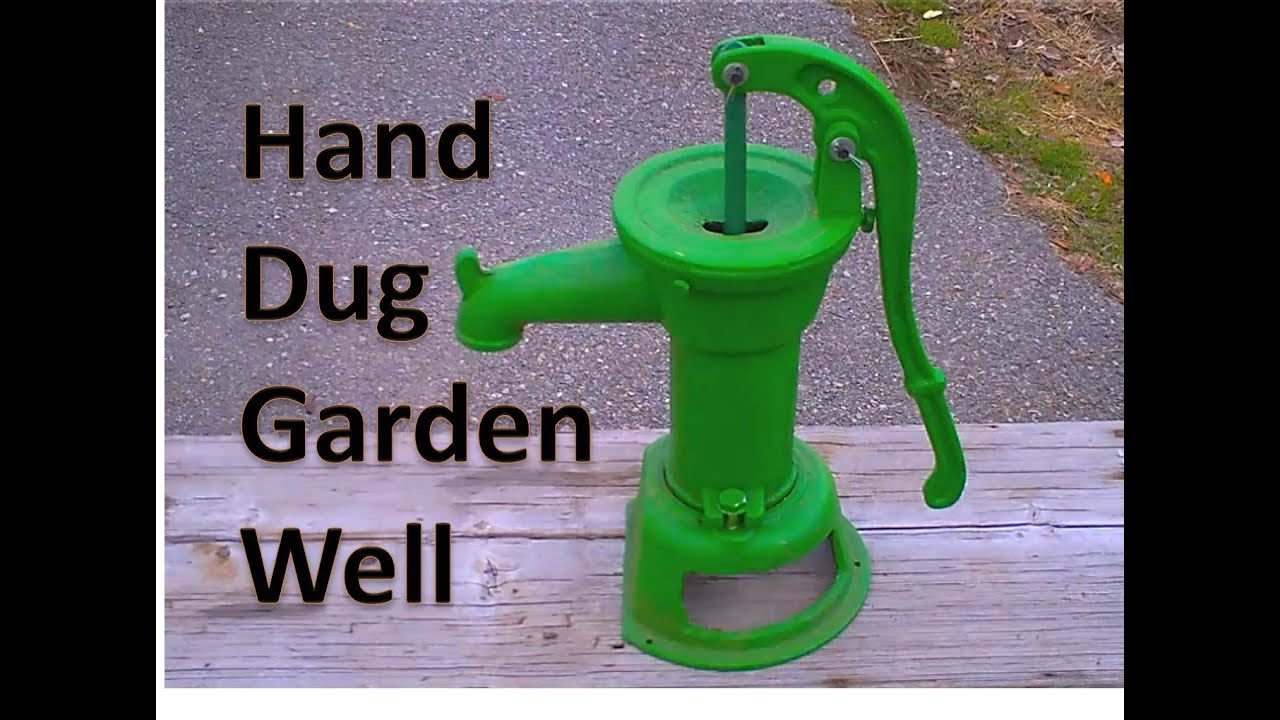 How to dig a well with your own hands 50
