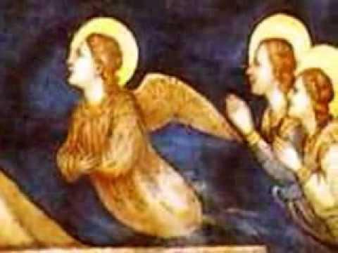 Przylecieli aniołkowie
