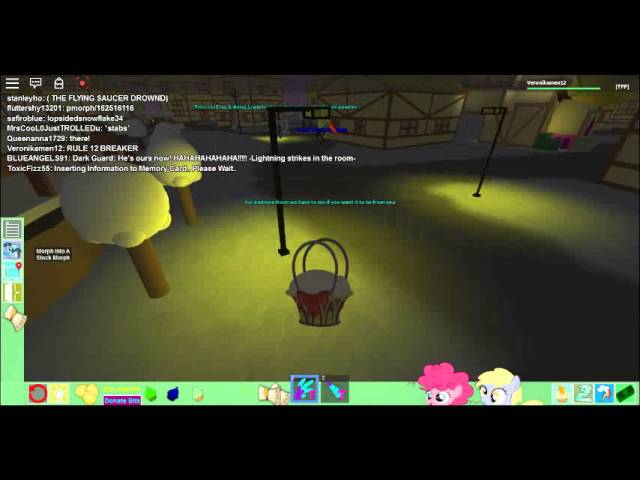 Image - Cheerilee arrival MLP Game.png | My Little Pony Friendship ...