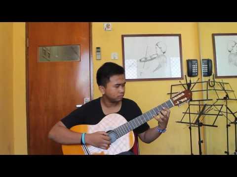 Solo Gitar Cover Yovie And Nuno - Dia Milik Ku