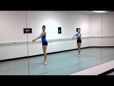 CVDA Lyrical dance to