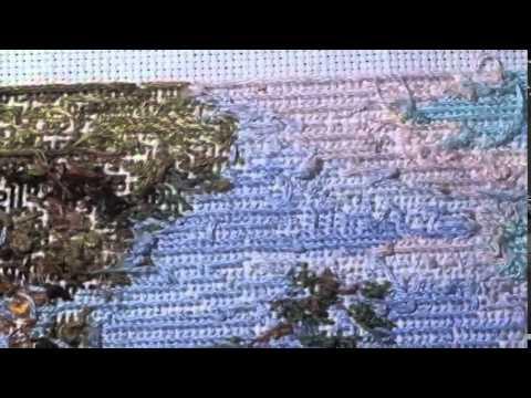 Вышивка крестиком, Как не надо вышивать! Ошибки при вышивании