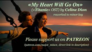 Gambar cover «My Heart Will Go On» («Titanic» OST) by Celine Dion