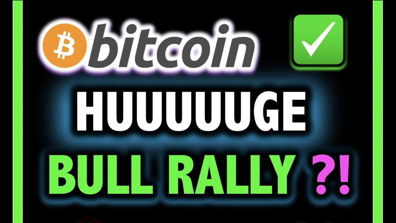 BITCOIN SETUP FOR HUUUGE BULL RALLY?!! ?Crypto Analysis TA Today & BTC Cryptocurrency Price News