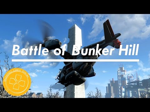 Fallout 4: Complete Battle of Bunker Hill Without Fighting