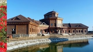 видео Музей Хлеба в Болгаре, Болгар. Рестораны. Спутник / Туризм