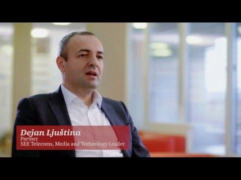 PwC Dejan Ljustina 1 - Trends in Telecoms in 2016: Simplify, digitize, consolidate