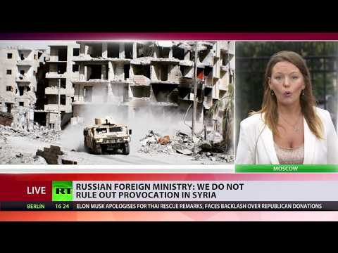 Possible provocations? Reports claim White Helmets are evacuating from Syria