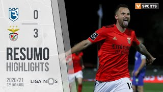 Highlights   Resumo: Belenenses SAD 0-3 Benfica (Liga 20/21 #22)