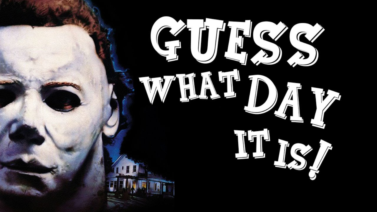 HALLOWEEN : HEY MIKE! GUESS WHAT DAY IT IS? - YouTube
