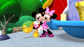 "Mickey Mouse Clubhouse - Playhouse Disney - ""Oh Toodles!"" Clubhouse Story ● A Surprise For Minnie ●"