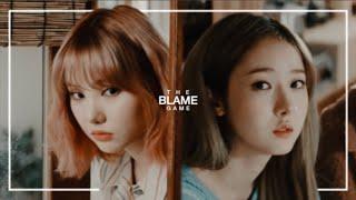 The Blame Game | GFRIEND & BTS | videogame!au